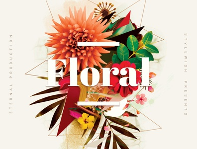 Floral CD Cover Artwork graphicriver cd design cd artwork artwork album cover light creative art graphics music indie flowers flower floral mixtape albumcover photoshop album art cd cover cd