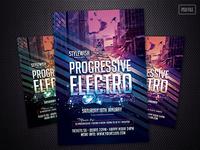 Progressive Electro Flyer