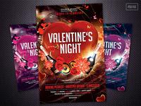 Valentine's Night Flyer