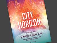 City Horizon Flyer