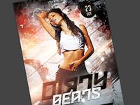 Dirty Beats Flyer