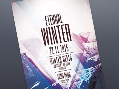 Eternal Winter Flyer