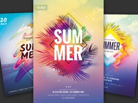 Summer Flyer Bundle Vol.18