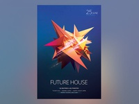 Future House Flyer