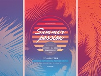 Summer Passion Flyer