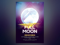 Full Moon Flyer
