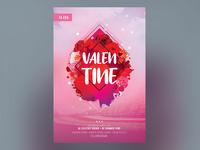 Valentine Flyer