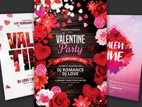 Valentine Flyer Bundle Vol.06