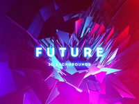 Future - 20 Abstract 3D Backgrounds