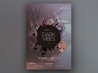 Dark Vibes Flyer