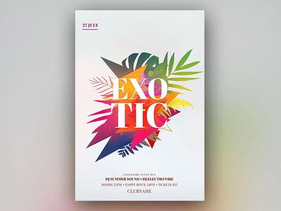 Exotic Flyer