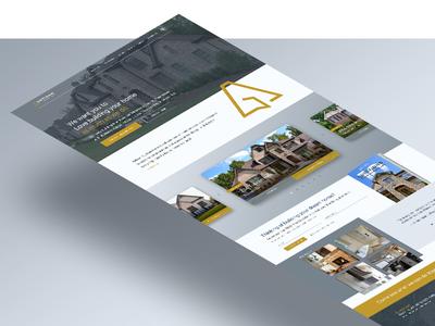 Artisan Custom Homes Website