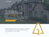 Artisan custom homes home