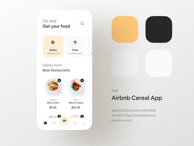 Claw Food - Food Delivery App nfc grocery food delivery app food delivery claw studio claw interactive claw claw app claw design bold ios typography wstyle mobile app inspiration app ui ux design