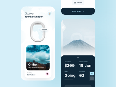 Travel App booking page booking app travel apps booking travel travelling claw design claw interactive claw studio wstyle mobile app app inspiration ui design ux travel agency travel app