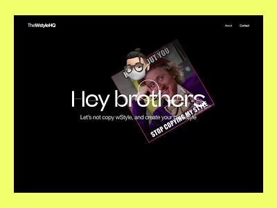 HQ - Web UI Animation web header best shots dribbbler ui animation motion graphics animation logo branding illustration wstyle mobile app app inspiration ui ux design