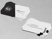 Business Card for Web Developer