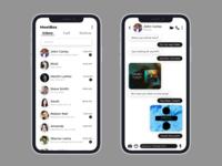 Inbox & Chat App UI/UX Design