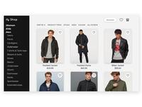 Online Shopping E-commerce website