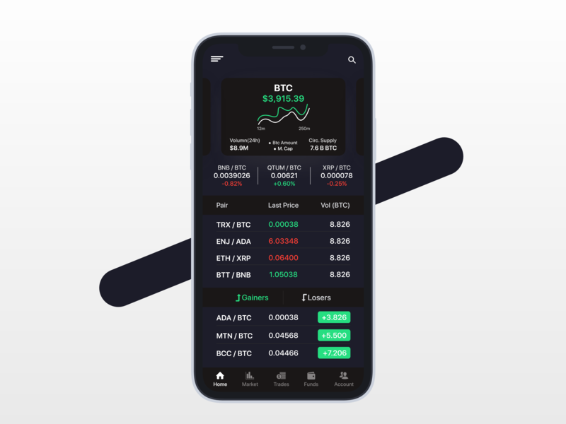 iphone app for trading cryptocurrencies