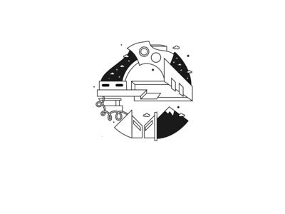 E graphic design design illustrator art digital artist illustration vector 2d 3d abstract