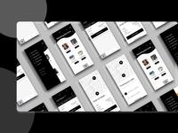 UI UX Design For Home Service App Concept