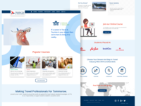 Education Website Design and Development Project