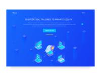 Concept UI/UX Design for Forex Website