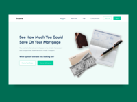 Concept UI/UX Design for Money Management Website