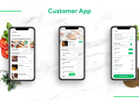 On Demand Restaurant App Design & Development