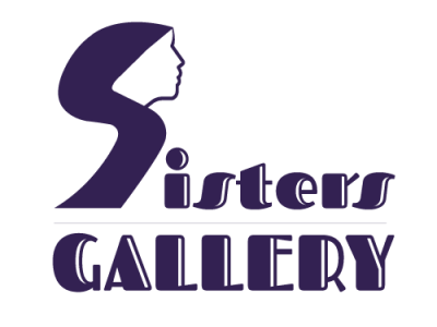 Sisters Gallery branding design typogaphy logotype logoty logodesign logo design logo