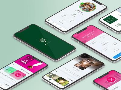 Product Design - Cheragh mobin bahrami brand identity logo design logodesign logotype logos brand brand design branding design logo branding bmdx android app android app design android app ui ux design cheragh