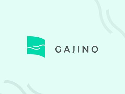Brand Concept - Gajino learning management system learning platform learn learning app learning kids gajino logodesign logotype logos brand identity logo design brand design brand branding design branding logo mobin bahrami bmdx design