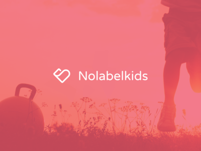 Nolabelkids logo WIP