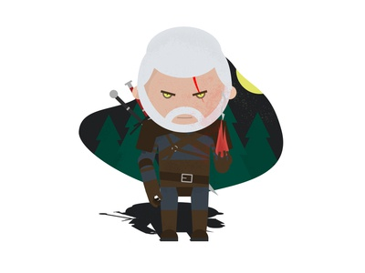 The Witcher | Illustration