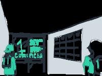 Enerbrain's illustration for keynote - Enerbrain in school