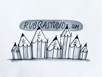 RubraStudio - graphic recording for instant storytelling