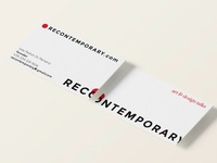 Brand Identity - www.recontemporary.com