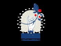 Distilleria, La credenza di Torino. Logo Design