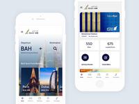 Concept Design for Airline App