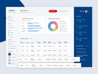 Insurance Portal Dashboard