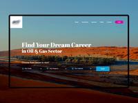 Training Website Redesign