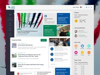 Intranet Home Page