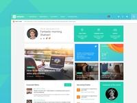 Sharepoint Intranet theme