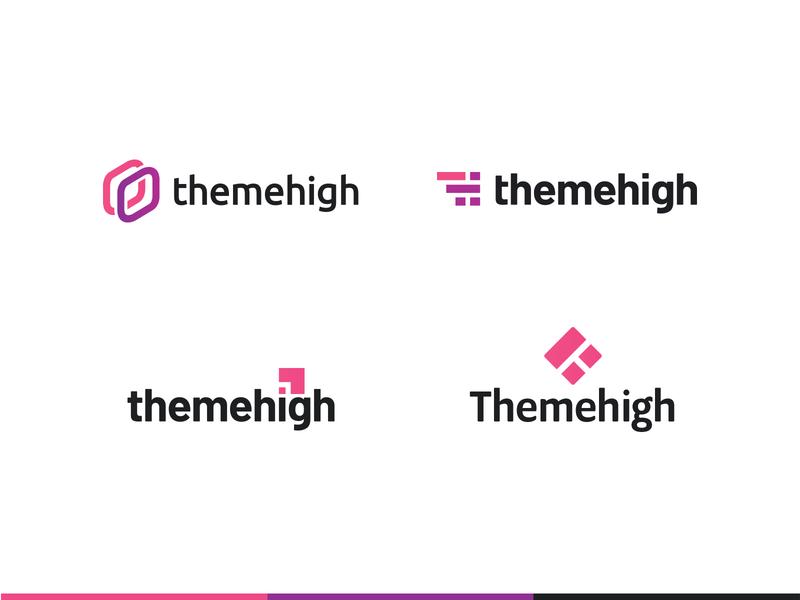 Logo Exploration concept branding color minimal illustrator ui clean ux design logotype logodesign logo design logo