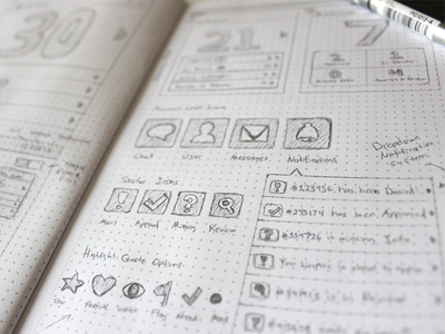 UI Wireframe Sketch ui user interface app wireframe sketch icons