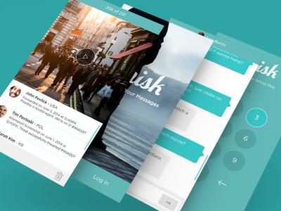 Whisk Mobile App