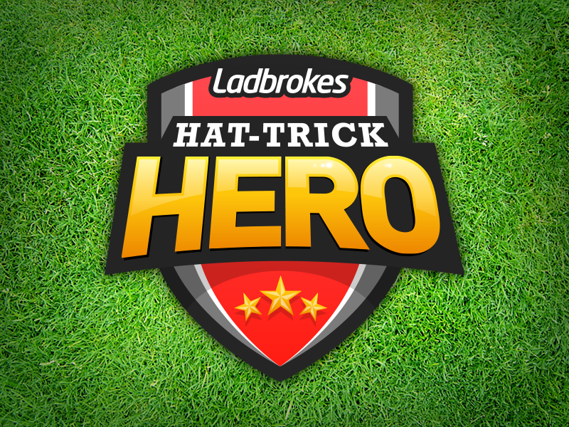 Ladbrokes - Hat Trick Hero by Graphite Digital on Dribbble