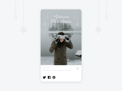 Daily UI #10 Social Share adobexd socialshare dailyui010 dailyui