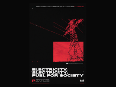 Electricty Poster